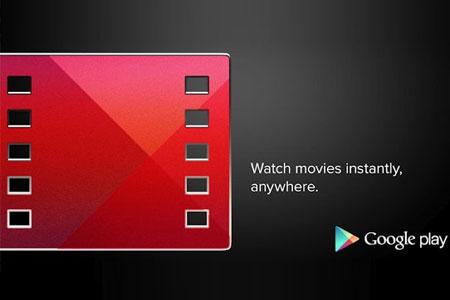 بتأجير الأفلام متجرها Google Play