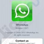 whats2 150x150 تحديث جديد للواتس اب  ( WhatsApp ) يمكنك من وضع صورة لك واسم للملف الشخصي وزيادة أعضاء القروب لـ 30 ودعم الخصوصية [ تحديث 3 ]
