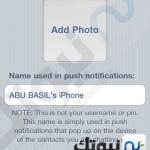 whats3 150x150 تحديث جديد للواتس اب  ( WhatsApp ) يمكنك من وضع صورة لك واسم للملف الشخصي وزيادة أعضاء القروب لـ 30 ودعم الخصوصية [ تحديث 3 ]