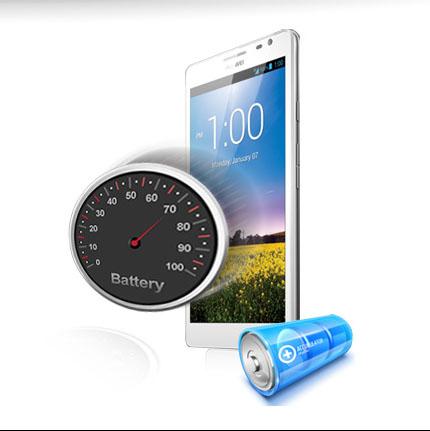 Huawei Ascend Mate Battery نظرة تفصيلية لأكبر هاتف في العالم Huawei Ascend Mate : مواصفات ، مزايا ، عيوب ، أسعار