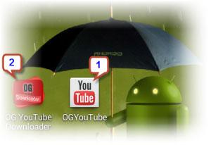 OG YouTube1 تمتع بالعديد من المميزات الجديدة لليوتيوب مع برنامج OG YouTube للأندرويد   برمجة عربية