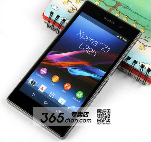 Xperia Z1 تسريب صور هاتف سوني هونامي ( Xperia Z1 ) بالكامل وباللونين الأبيض والأسود !
