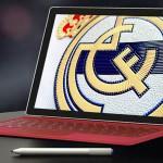 Microsoft and Real Madrid Partnership pic