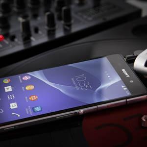 Sony Xperia Z2 update pic