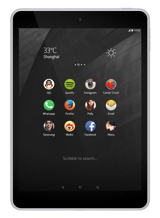 فعلتها نوكيا .. الإعلان رسمياً عن الجهاز اللوحي Nokia N1 بنظام الأندرويد - نيوتك   New tech