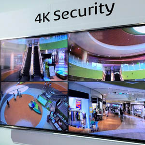 video security in 4K sony pic