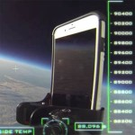 iPhone 6 in Space pic