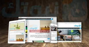 Updating and improving design the website NewTech