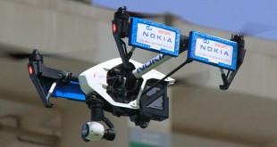 Nokia droni