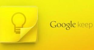Google keep ipohne