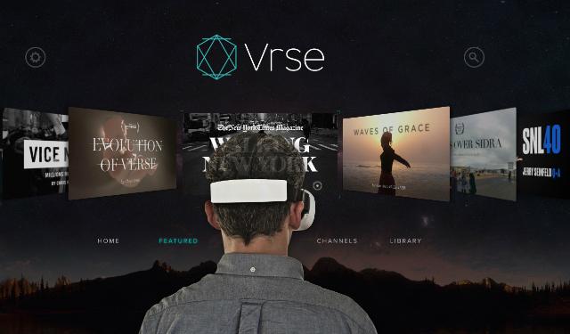 fda6773a3 يهدف تطبيق VRSE إلى توفير تجربة سينمائية أكثر متعة من خلال نظارات الواقع  الافتراضي، حيث يوفر التطبيق مجموعة متنوعة من الأفلام القصيرة والأفلام  الموسيقية ...