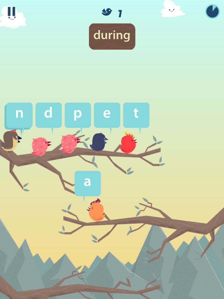 word-birds