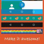 ـ تطبيق  Navbar Apps لتغير شريط التنقل في الهاتف الأندرويد Navbar-Apps-1-150x15