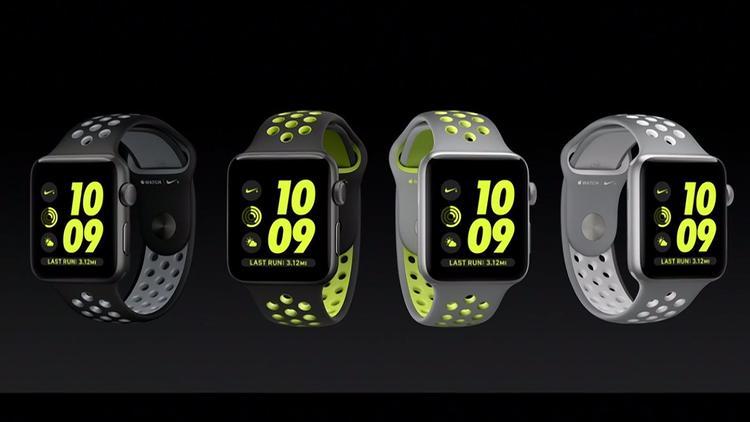 ـ أبل تكشف عن الجيل الثاني من ساعتها الذكية : مقاومة للماء ودعم GPS والمزيد apple-watch-nike-col