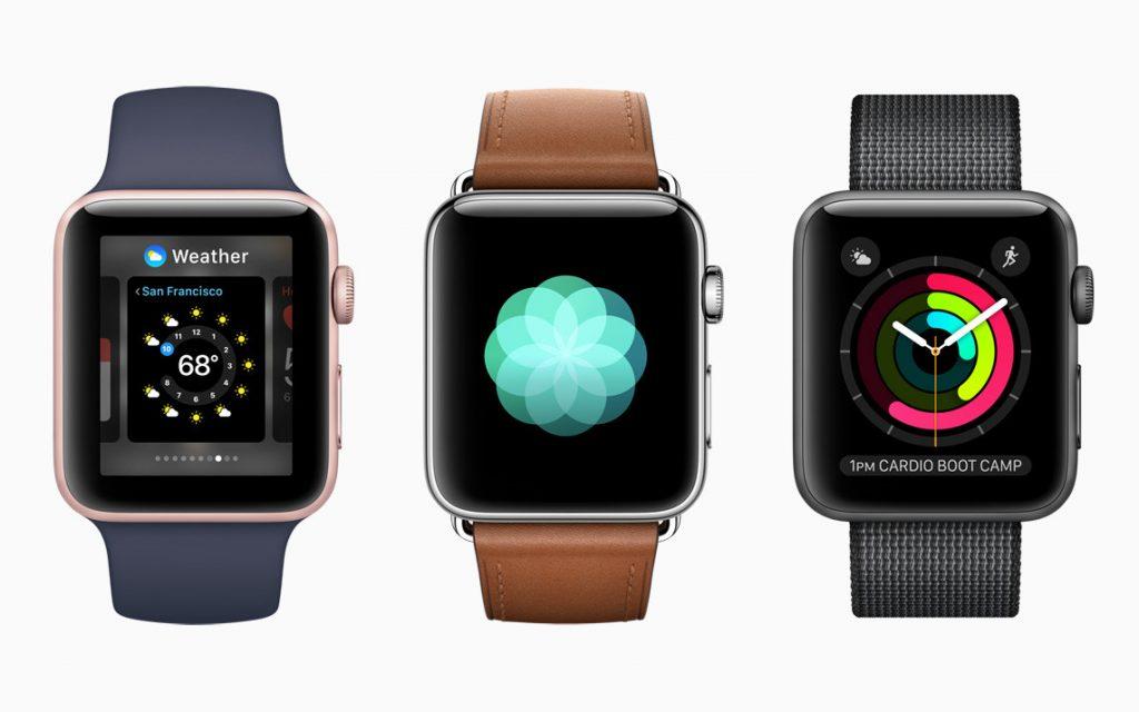 ـ أبل تكشف عن الجيل الثاني من ساعتها الذكية : مقاومة للماء ودعم GPS والمزيد apple-watch2-3up-102