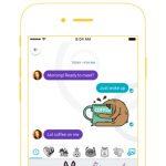 ـ تطبيق الدردشة الذكي من قوقل ومنافس الواتس اب Google Allo للأيفون والأندرويد google-Allo-2-150x15