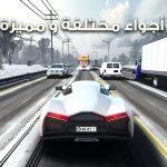 ـ لعبة سباق السيارات TrafficTour للأندرويد traffictour-1-150x15