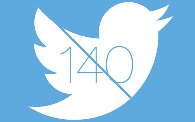 ـ تويتر سيتغير اليوم .. الصور والمنشن والروابط لن يتم احتسابها ضمن 140 حرف في التغريدات twitter-140.jpg