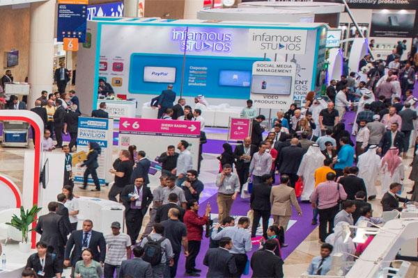 ـ ابتكارات تقنية تعزّز سوق التجزئة في الشرق الأوسط GITEX-2016-Concourse
