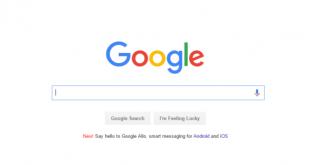 google-allo-home-page
