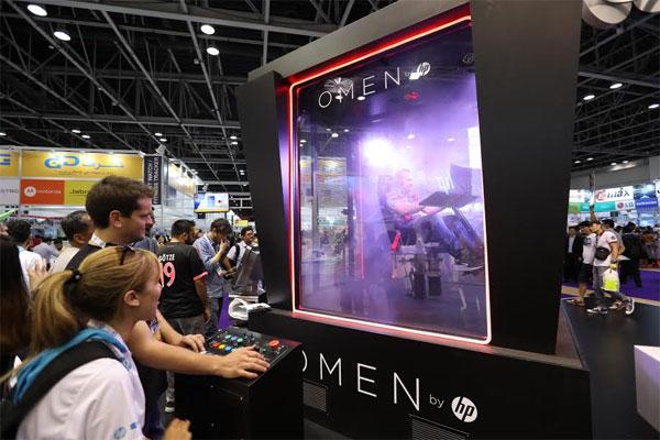 ـ إتش بي ستكشف عن اللابتوب OMEN للألعاب سداسية الأبعاد في معرض جايتكس شوبر OMEN.jpg