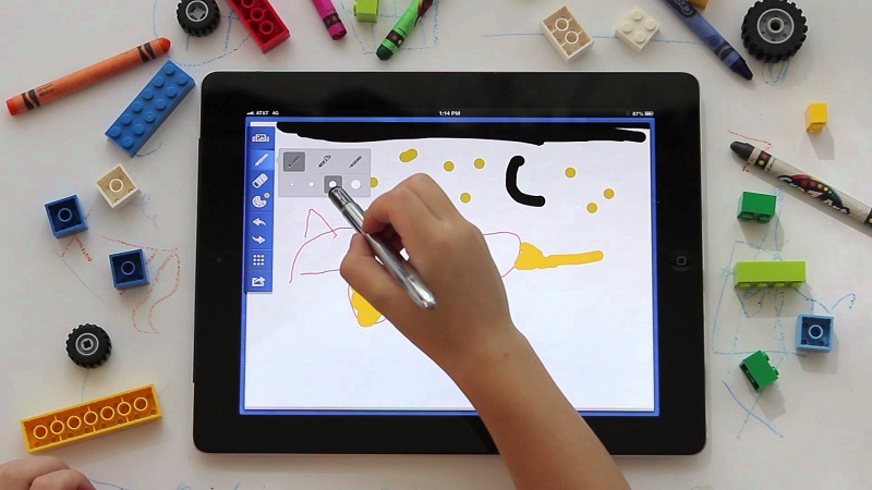 أفضل 5 تطبيقات للرسم والتصميم على الأيفون والأيباد نيوتك New Tech
