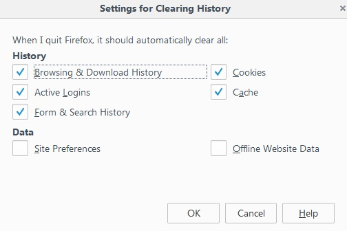 how to delete search history on instagram 2017
