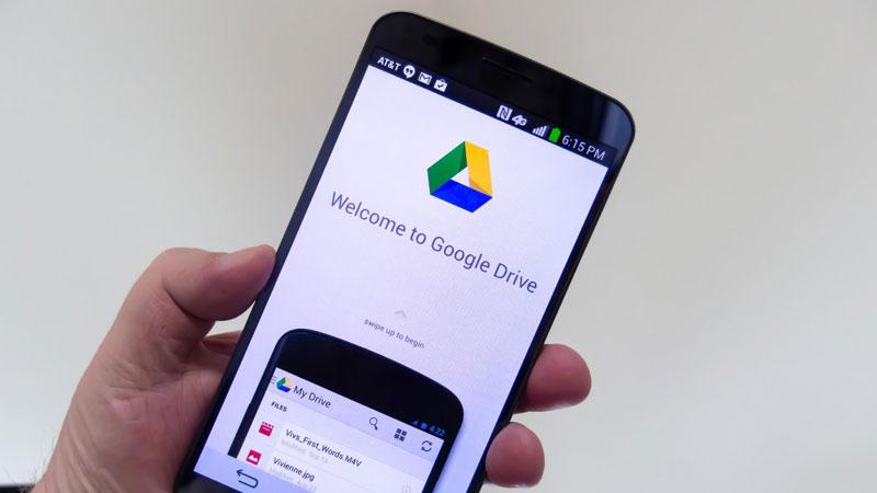 أهم 7 مميزات مخفية في Google Drive قوقل درايف نيوتك New Tech