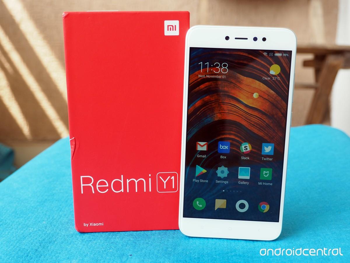 شاومي تكشف عن الهاتفين Redmi Y1 وredmi Y1 Lite نيوتك