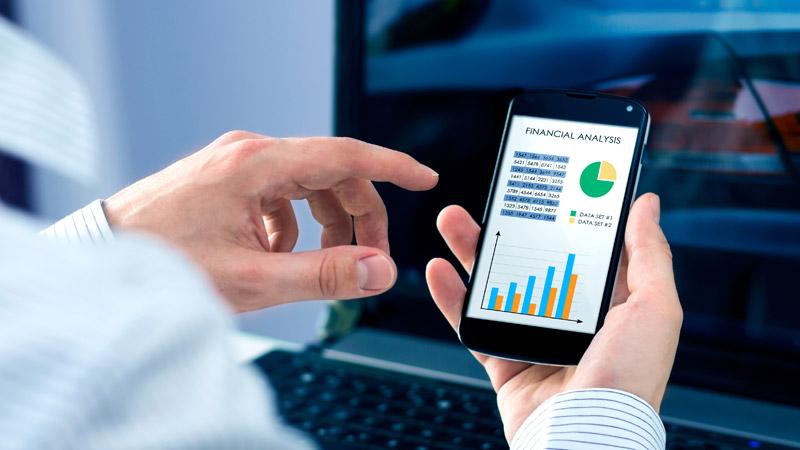 تطبيقات إدارة الشؤون المالية