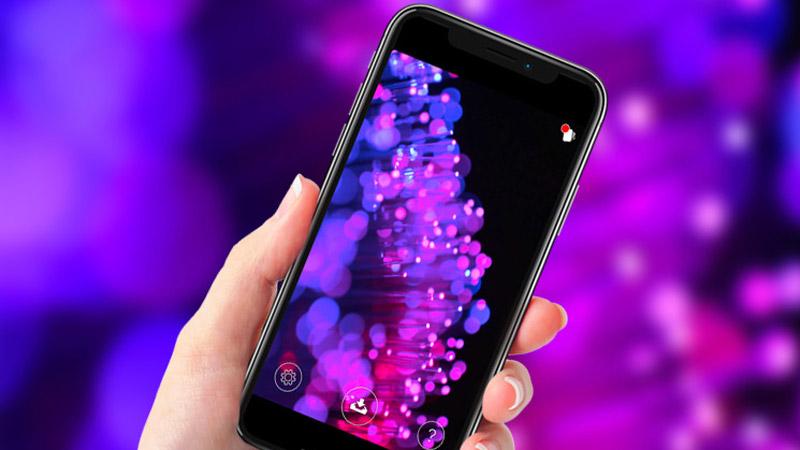 أفضل تطبيقات الخلفيات المتحركة للأيفون نيوتك New Tech