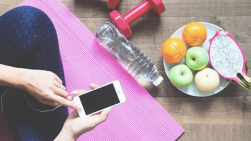 تطبيقات خسارة الوزن