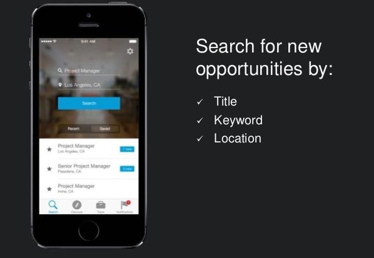 zdnet linkedin job search app - أفضل تطبيقات البحث عن الوظائف وكتابة السيرة الذاتية للأندرويد والآيفون