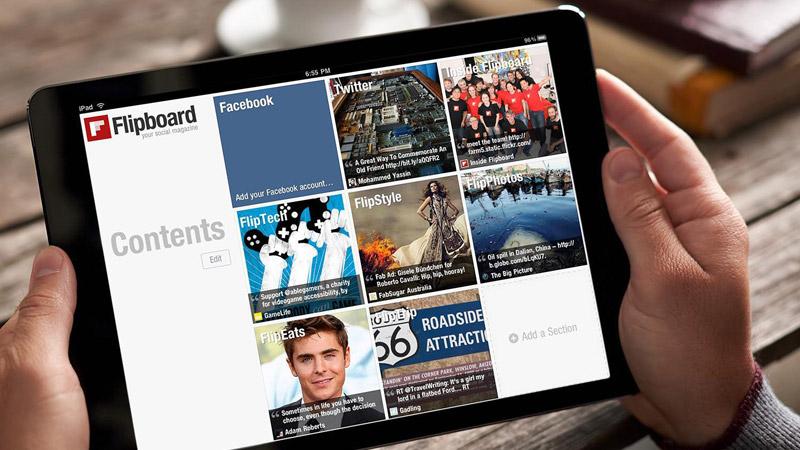 تطبيقات الأخبار