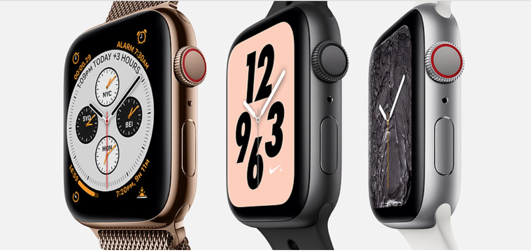 3852e9233 ... وستكون Apple Watch Series 4 (موديل GPS + Cellular) متاحة للطلب في 16  دولة ومنطقة، وكلا الموديلينسيكون متاحاً في المتاجر بدءاً من يوم الجمعة، 21  سبتمبر.