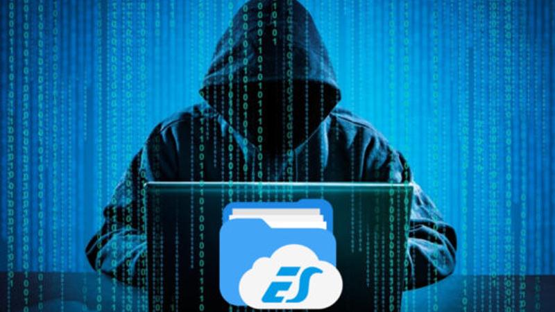 ثغرة في تطبيق ES File Explorer