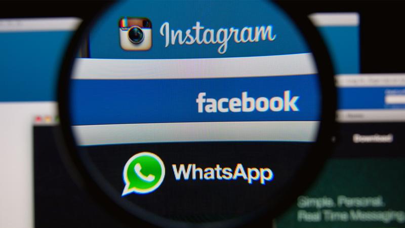 فيسبوك تخطّط لدمج واتساب، مسنجر وانستقرام